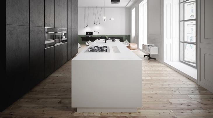 Trenic Commercial & Residential Builders Modern Kitchen Snapshot