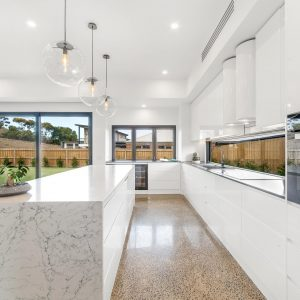 Luxury home builders Geelong Trenic Constructions